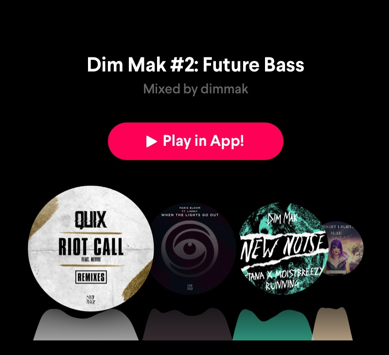 dim mak, future bass & afterhours house 🍄 | mixed.